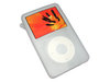 View Item CLEAR skin case cover for iPod Video 30gb 5th/6th Generation
